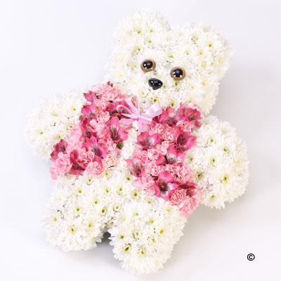 Teddy Bear Tribute   Pink
